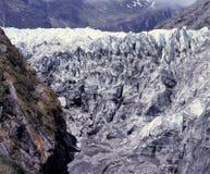 Franz Josef Glacier, South Island, New Zealand Stock Photo