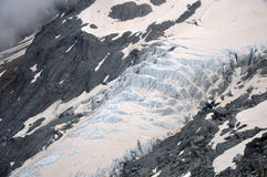 Franz Josef Glacier Stock Image