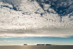 Franz Josef Land, Russie Photo stock