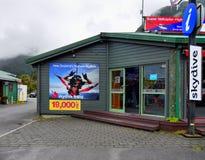 Franz Josef, New Zealand Stock Photo