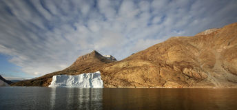 Franz Joseph Fjord - Greenland Royalty Free Stock Photography