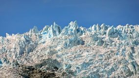 Franz Joseph glaciär Royaltyfri Foto