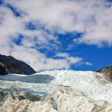 Franz Joseph Glacier royalty free stock photo