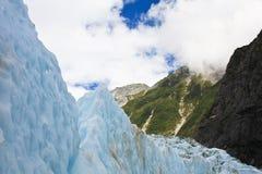Franz Joseph Glacier Landscape Royalty Free Stock Images