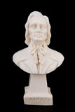 Franz Joseph Liszt Royalty Free Stock Photos