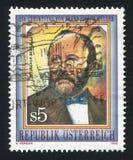 Franz Joseph Muller von Reichenstein Arkivbild