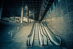 Franz-Joseph Station i Wien, Österrike Arkivbild