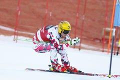 FRANZ Max in FIS alpiner Ski World Cup - der SUPER-G der 3. MÄNNER Stockfotografie