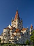 Franz von Assisi Kirche. In Vienna Royalty Free Stock Images