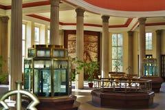 Franzenbad, architecture de République Tchèque Photos stock