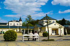 Franzensbad, Czech Republic Stock Image
