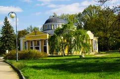 Franzensbad, République Tchèque image libre de droits