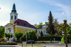 Franzensbad, République Tchèque images stock