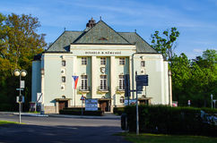 Franzensbad, République Tchèque photographie stock