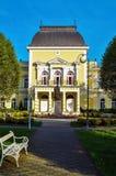 Franzensbad, République Tchèque image stock