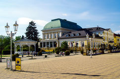 Franzensbad, República Checa imagens de stock royalty free