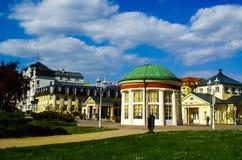 Franzensbad, repubblica Ceca Immagine Stock Libera da Diritti