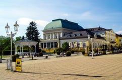 Franzensbad, repubblica Ceca immagini stock libere da diritti