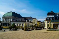 Franzensbad, repubblica Ceca Immagini Stock