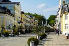 Franzensbad, Tschechische Republik Lizenzfreie Stockfotos