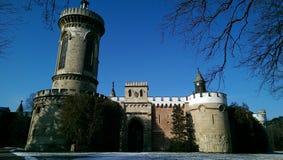 Franzensburg slott Arkivbild