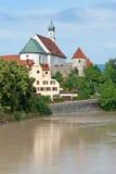Franziskaner kloster Fotografering för Bildbyråer