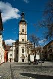 Franziskanerkirche stockfoto