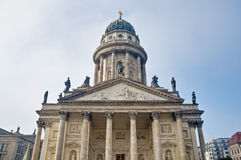 The Franzosischer Dom at Berlin, Germany royalty free stock photo