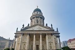 The Franzosischer Dom at Berlin, Germany Stock Photos