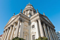 The Franzosischer Dom at Berlin, Germany Royalty Free Stock Images