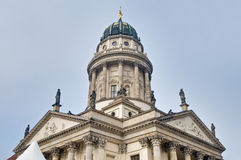 The Franzosischer Dom at Berlin, Germany Stock Photo