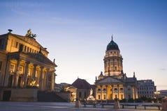Franzosischer Dom, Gendarmenmarkt, Berlin, Germany Royalty Free Stock Image