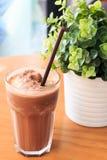 Frappé del cacao Immagini Stock