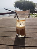 Frappe Stock Photo