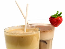 Frappes royalty free stock image