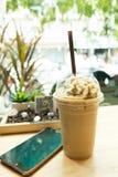 Frappuccino Stockbild