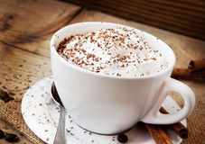 Frappuccino Cup of Coffee Stock Image