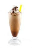 Frappucino mezclado helado Imagen de archivo libre de regalías