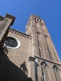 Frari Basilica in Venice Royalty Free Stock Photos