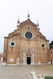 The Frari, Venice Stock Photo