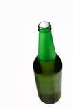 Frasco da cerveja Fotografia de Stock