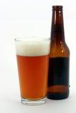 Frasco de cerveja Foto de Stock