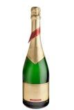 Frasco de Champagne Imagem de Stock Royalty Free