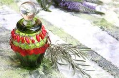 Frasco de perfume Foto de Stock