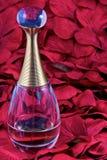 Frasco de perfume Imagem de Stock