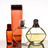 Frasco de perfume Imagens de Stock Royalty Free