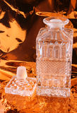frasco de uísque Imagens de Stock Royalty Free