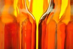 Frasco de vidro Foto de Stock