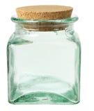 Frasco de vidro Foto de Stock Royalty Free