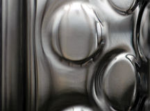 Frasco de vidro Imagem de Stock